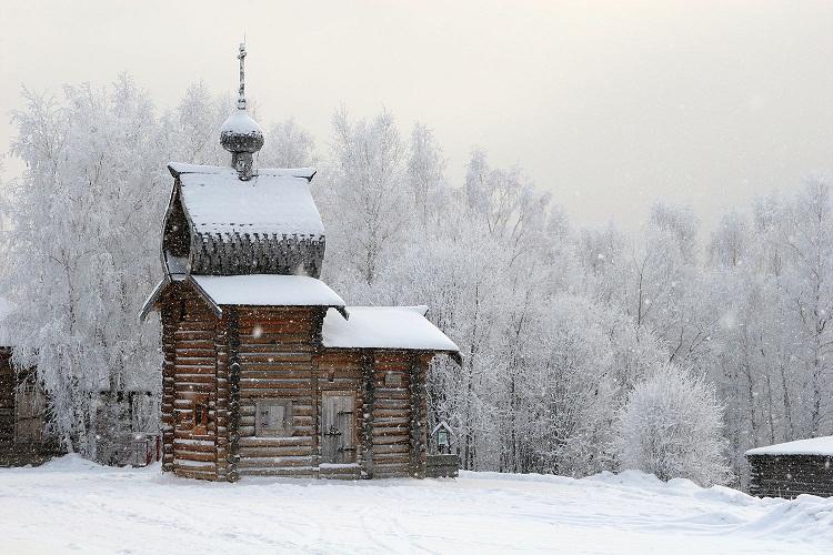 Baikal in Winters