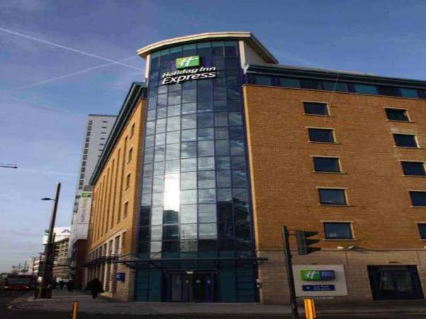 Holiday Inn Express London-Stratford