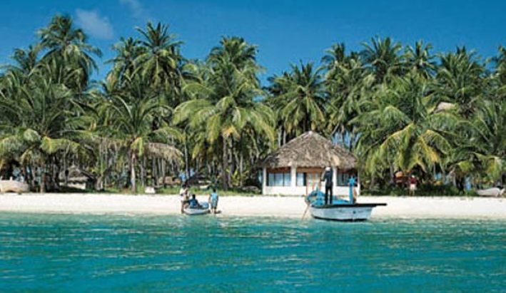 Amkunj Bay beach