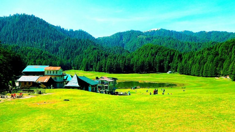 Greenscape at Chamba - Himachal Pradesh