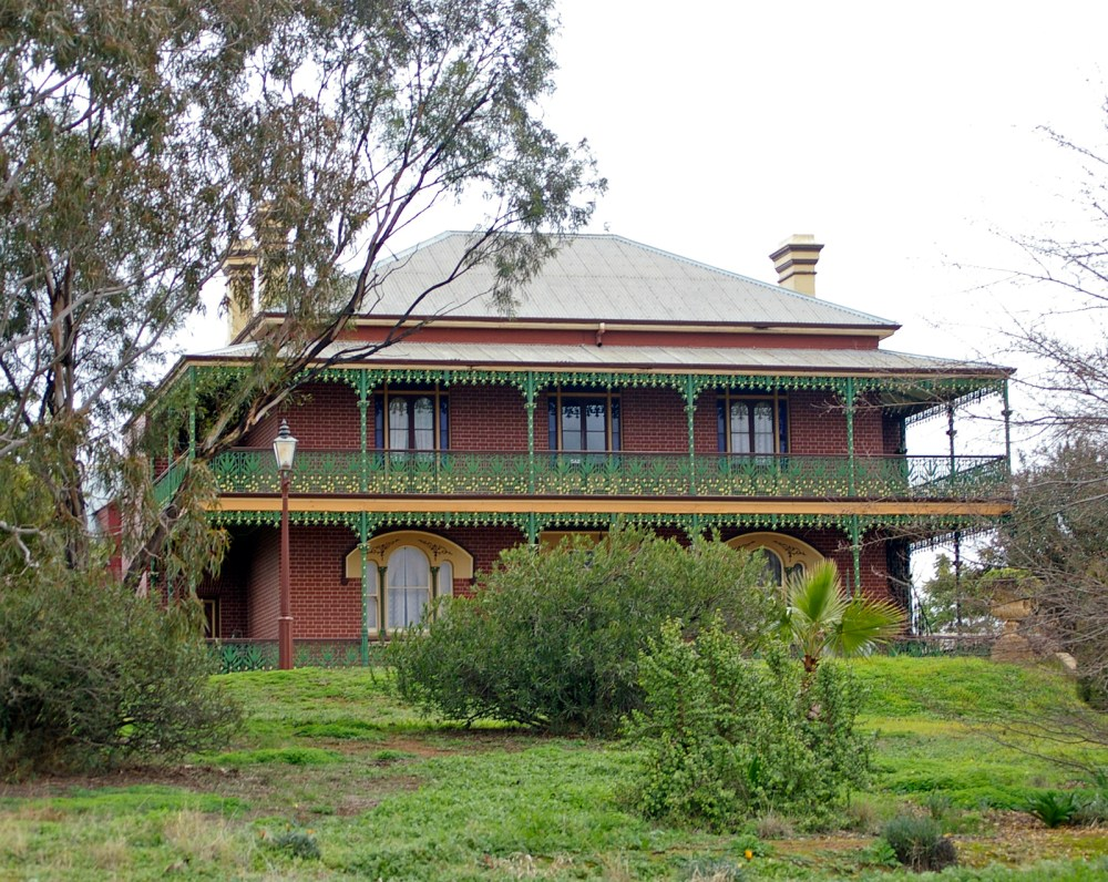 Monte Cristo Homestead, New South Wales - Australia