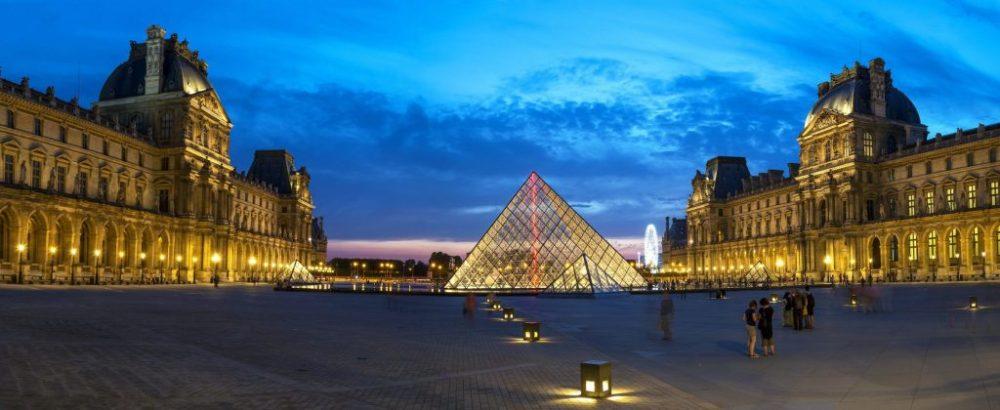 Trip To Paris, France - Louvre Museum