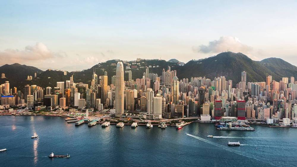 Hong kong Inertnational Winter Vacation Destination