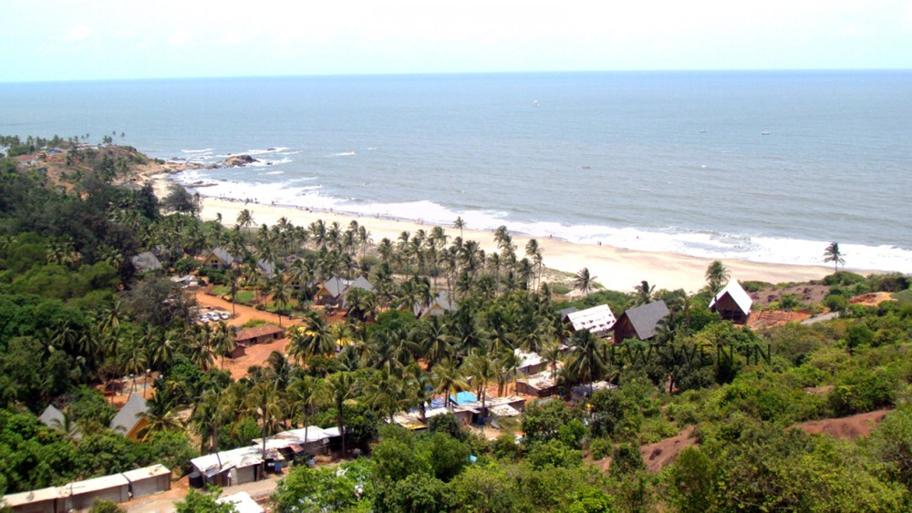 Monsoon Vacation in Goa