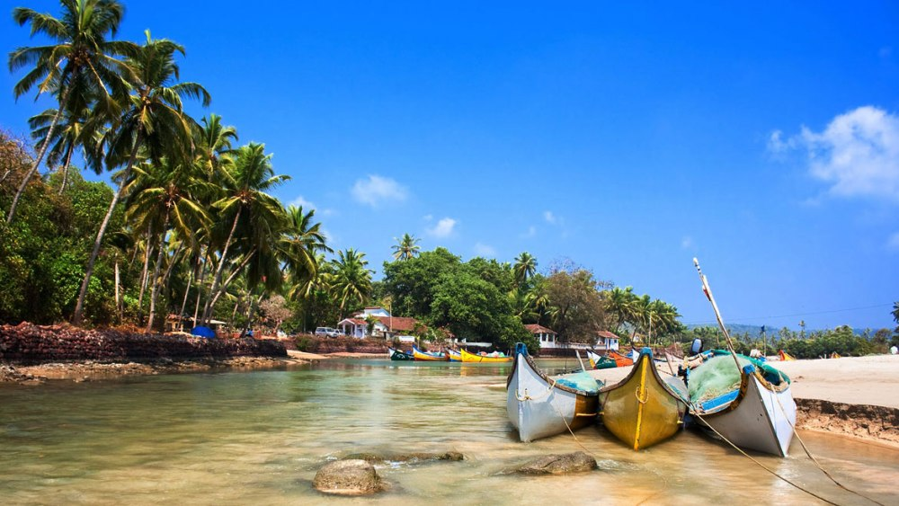 Goa Beach Destination