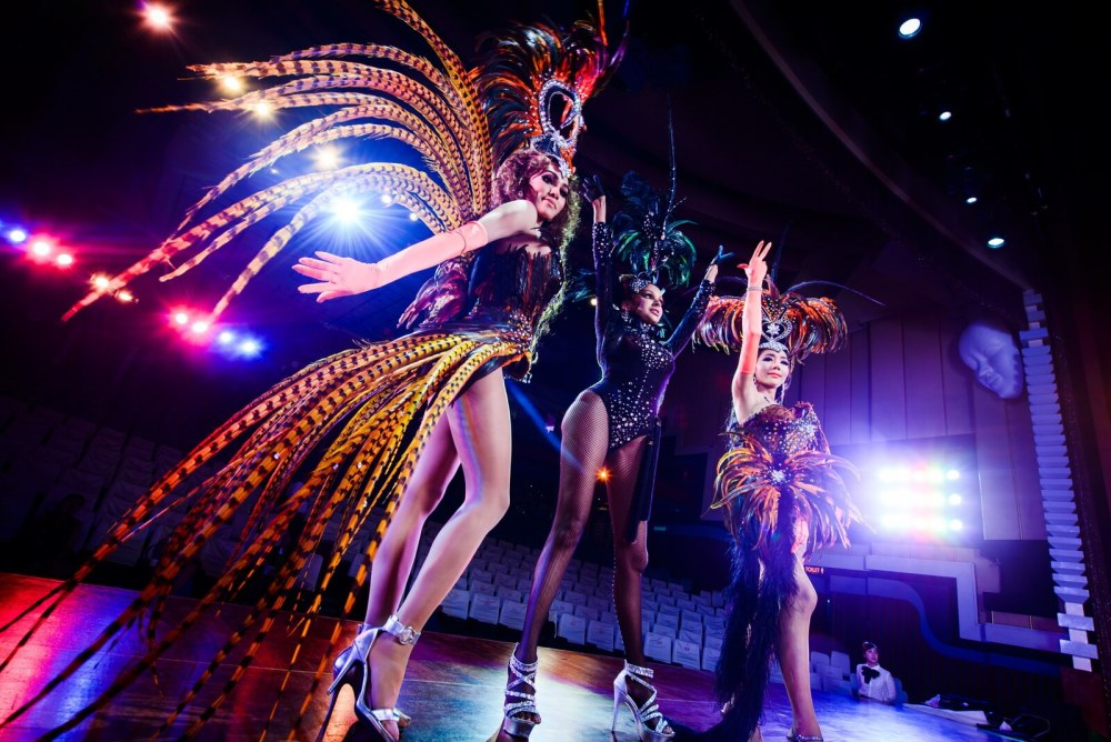 Alcazar Cabaret Show, Pattaya