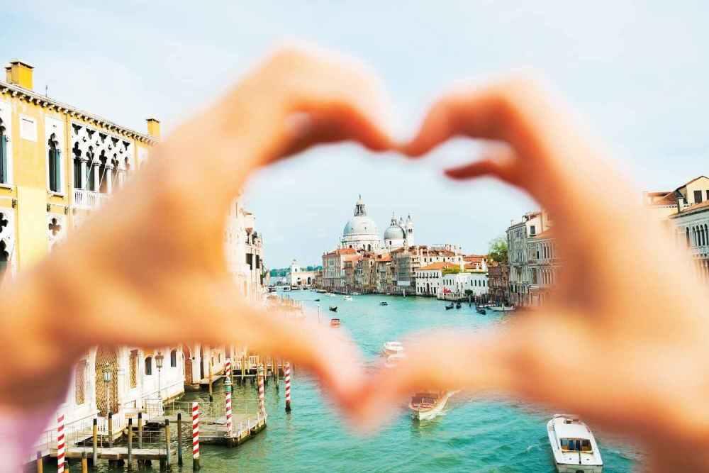 Venice, Italy Valentine's Vacation