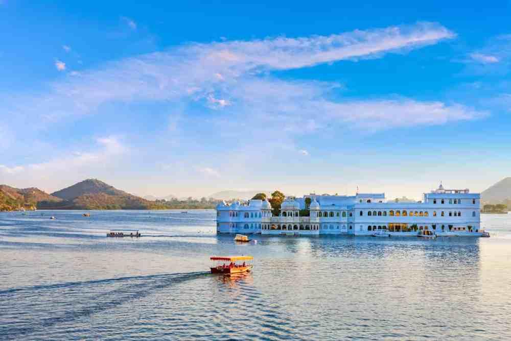 Lake of Udaipur