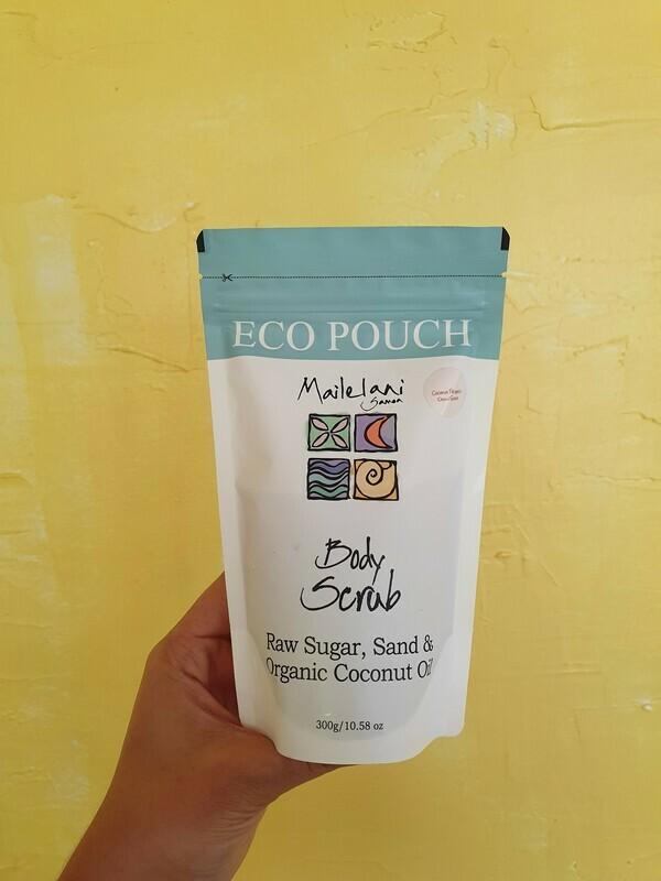 Completely Coconut Scent - Sugar Body Scrub - 300gr
