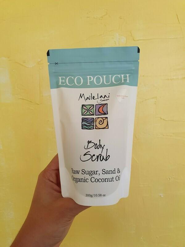 Vanilla & Koko Scent - Sugar Body Scrub - 300gr