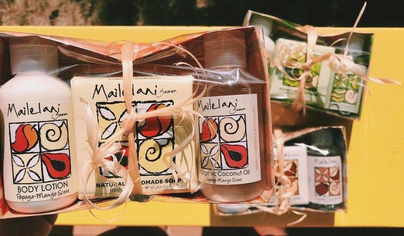 Fresh Papaya & Mango- Gift set