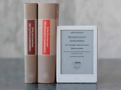 eBook Tattva & Bhagavat Sandarbha
