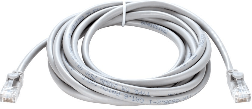D-Link 1mtr Cat-6 Patch Cord Lan Cable, Rs.85
