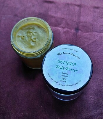 Matcha Body Butter