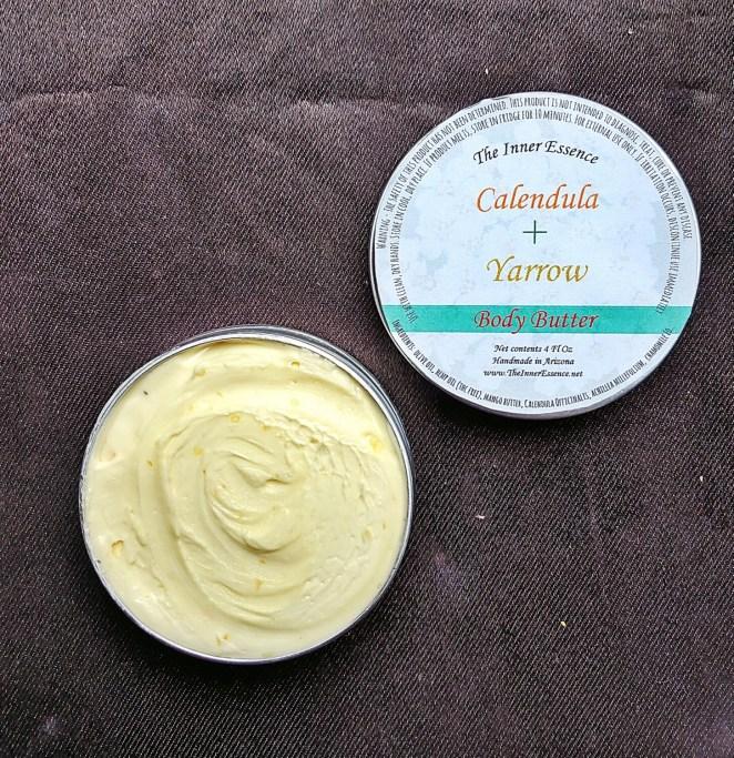 Calendula + Yarrow Body Butter