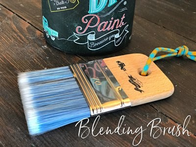Blending Brush - DIY paint brush from Paint Pixie!