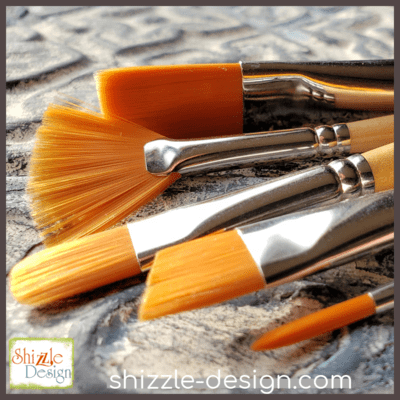 Magic Pack Artist Brush Set