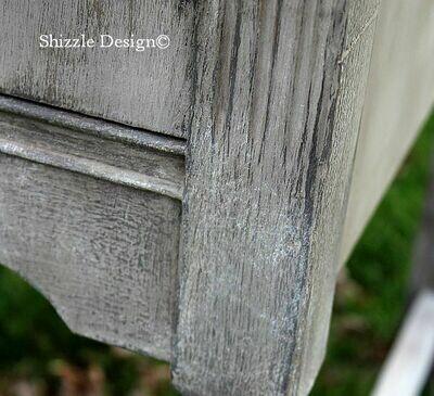 Decrepit Dust - White Mica Powder by DIY Paint