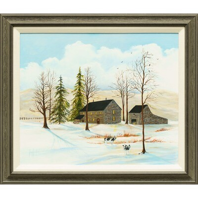 Lois Haskell -- Winter Memory