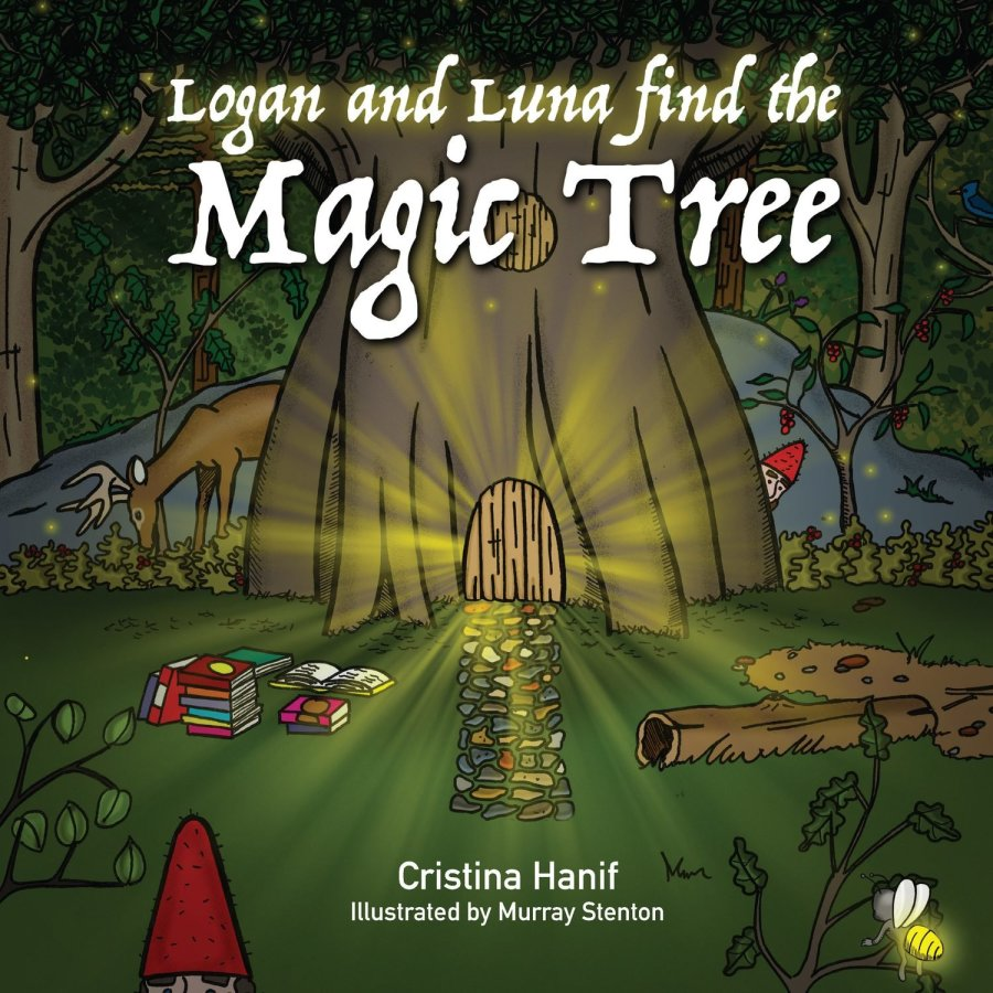 Logan and Luna Find the Magic Tree