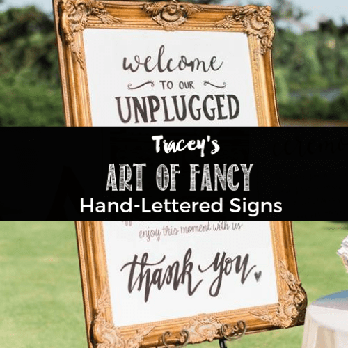 The Art of Hand-Lettering Signs