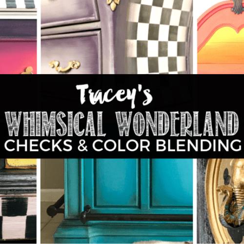 Check & Color Blending Tutorial