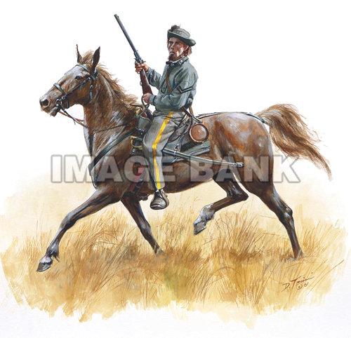 Troiani 1st Mississippi Bolivar Troop