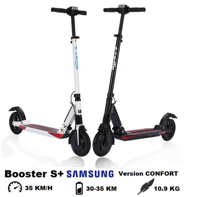 Trottinette E-TWOW Booster S+ CONFORT SV2-CONFORT8.7