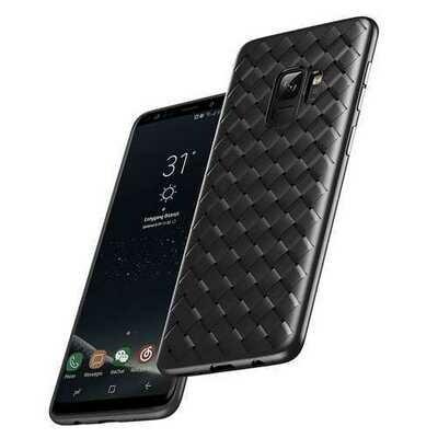 Baseus BV Weaving Dissipating Heat Soft TPU Case for Samsung Galaxy S9