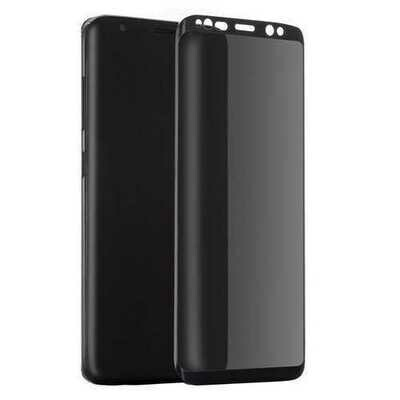 3D Curved Edge Anti Spy Tempered Glass Film For Samsung Galaxy Note 8