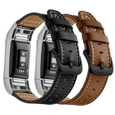 Bakeey Genuine Leather Watch Band Wristband Strap for Xiaomi Amazfit Bip Youth Edition Smart Watch