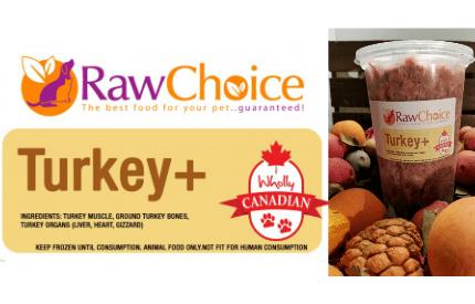 RawChoice Turkey+ (2LB) 0005