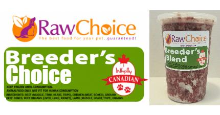 RawChoice Breeder's Choice (2LB) 0004