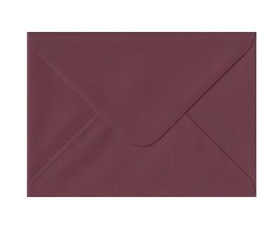 Sobre rectangular 13.7 x 18.7 cm 100g Burano Vino