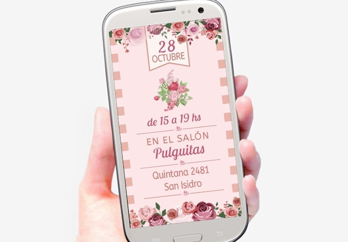 Invitacion DIgital Basica