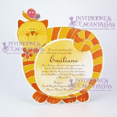 Invitación Bautizo Creative 020