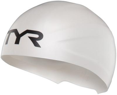Шапочка для плавания TYR WALL BREAKER SILICONE COMPETITIVE CAP