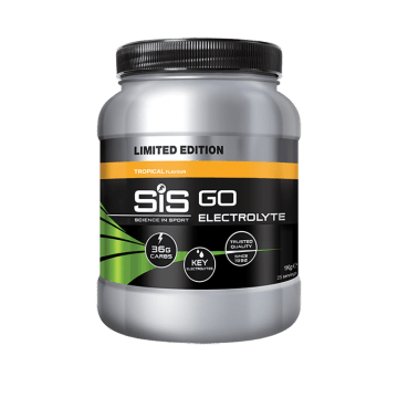 SiS Go Electrolyte Powder, Тропик, 1 кг.