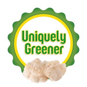Uniquely Greener Lion's Mane Mushroom Grow Kit