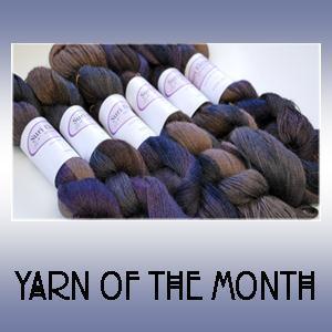 Suri Elegance Yarn of the Month
