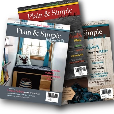 One Year Subscription (6 issues)