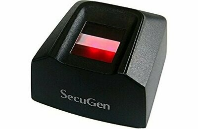 SecuGen Hamster Pro 20 Fingerprint Scanner HU20