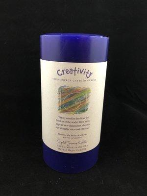 Herbal 3x6 Pillar - Creativity