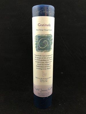 Herbal Magic Pillar - Gratitude