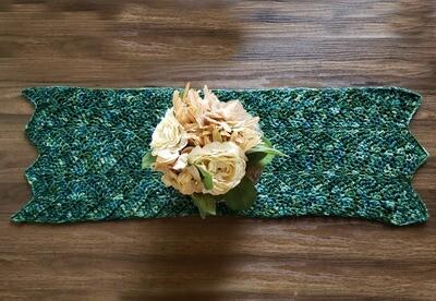 Dragonfly Table Runner Crochet Pattern