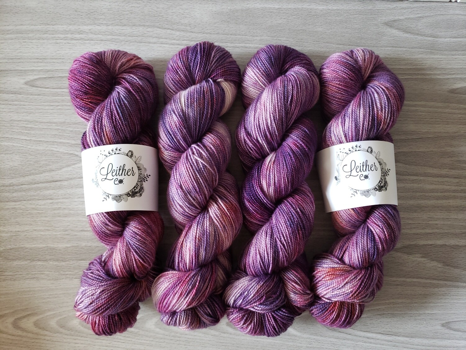 Galaxy Hand Dyed Yarn