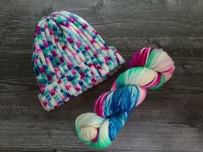 Under the Sea Beanie Crochet Kit Ready to Ship