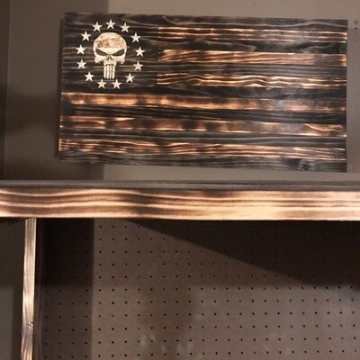 Hidden Compartment Flag