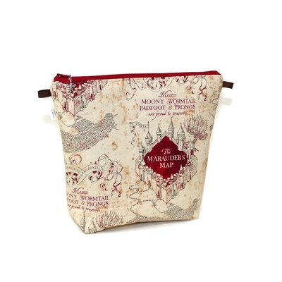 Harry Potter - Marauder's Map - Tall Wedge