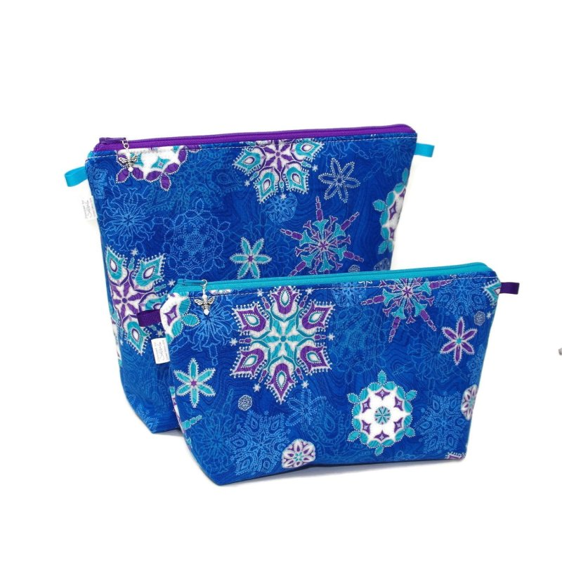 SbJL Limited Edition - Peacock Snowflakes